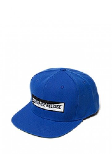 STM HL CAP - BLUE brownbreath