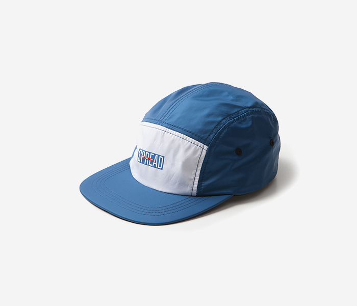 SPREAD CAMP CAP brownbreath