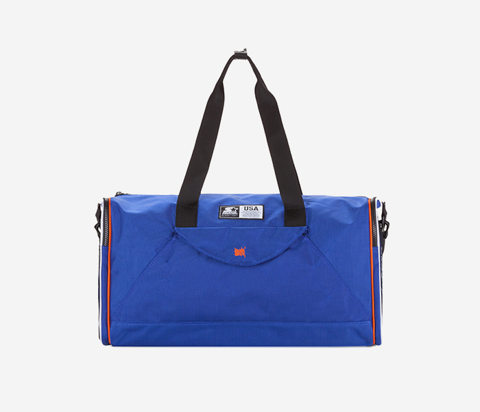 STARTERXBB DUFFLE BAG - BLUE brownbreath