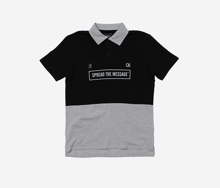 TEAMS PK SHIRTS 2018 LE - BLACK brownbreath