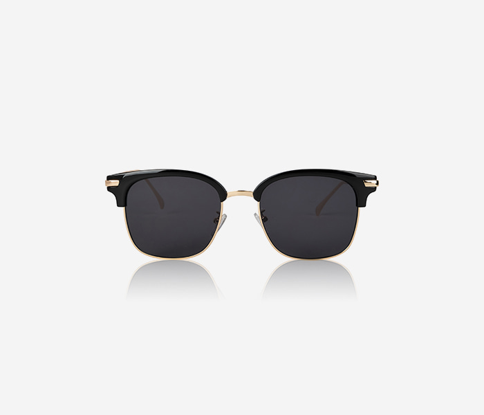CIVITAS SUNGLASS - BLACK brownbreath