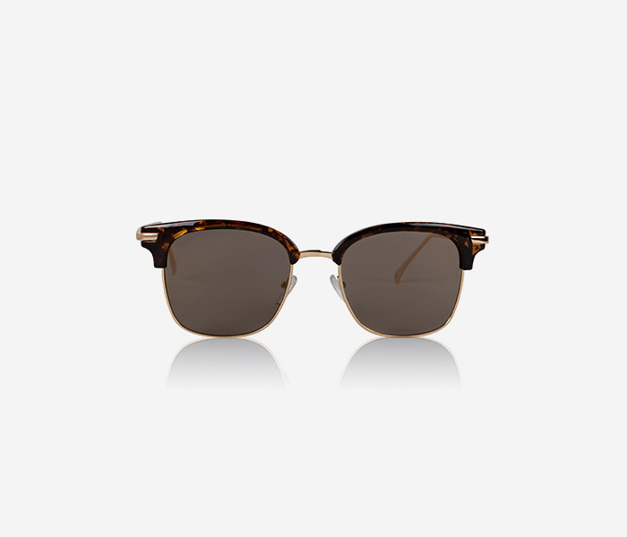 CIVITAS SUNGLASS - BROWN brownbreath