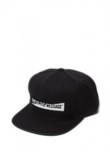 STM HL CAP - BLACK brownbreath