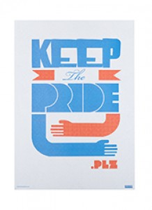 KEEP THE PRIDE brownbreath