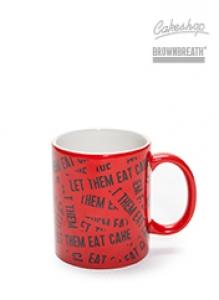 BXC COVER MUG - RED brownbreath