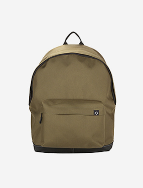 N020 BASIS DAYBAG - KHAKI brownbreath