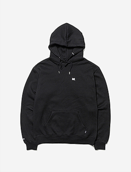 10th ANNIVERSARY HOODIE - BLACK brownbreath