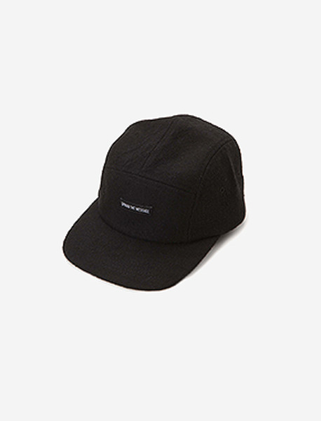 SPREAD CAMP CAP - BLACK brownbreath
