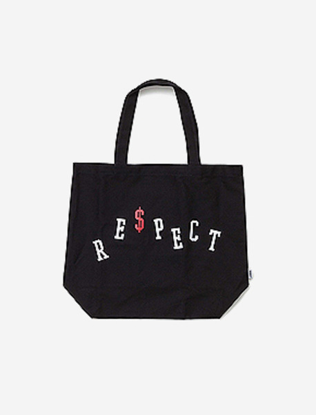 RE$PECT M.BAG - BLACK brownbreath