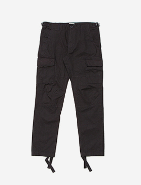 EDR CARGO PANTS - BLACK brownbreath