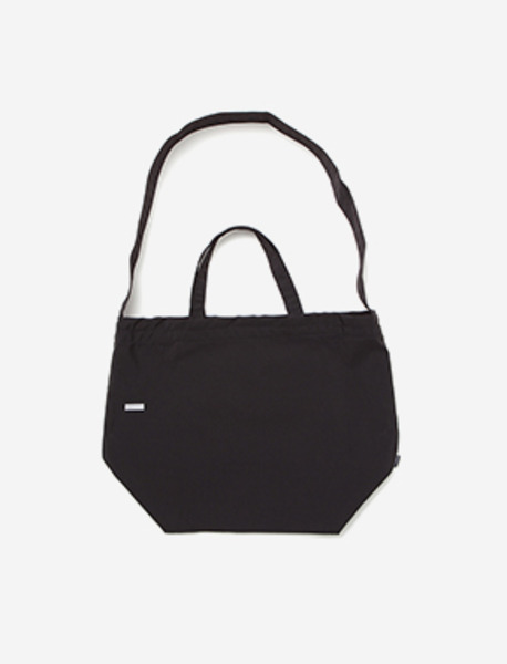 LACK CROSS M.BAG - BLACK brownbreath