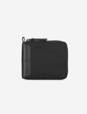 B116 Wallet - BLACK brownbreath