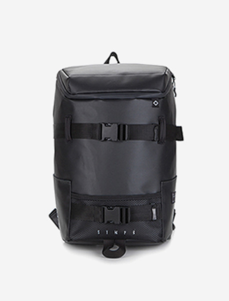 STMPR BACKPACK MIZUNO - BLACK brownbreath