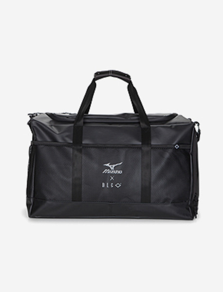 STMPR DUFFLE BAG MIZUNO - BLACK brownbreath