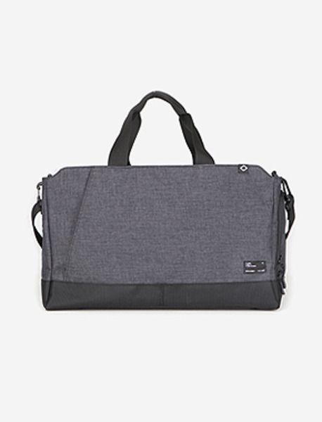 N044 CIVITAS DUFFLE BAG - GREY brownbreath