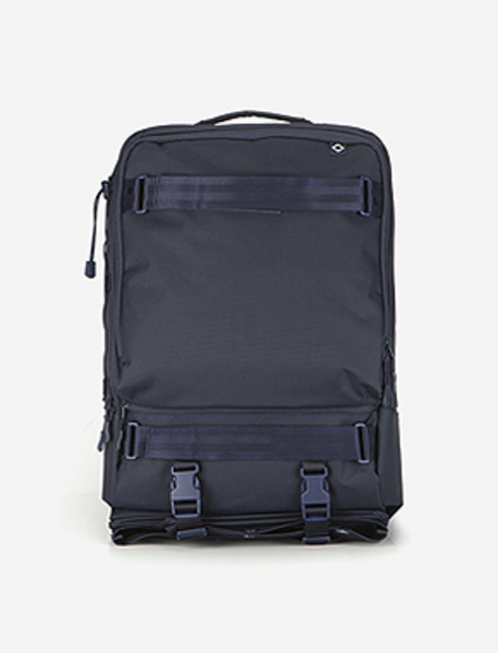 C050 NEODEFINITION BACKPACK - NAVY brownbreath