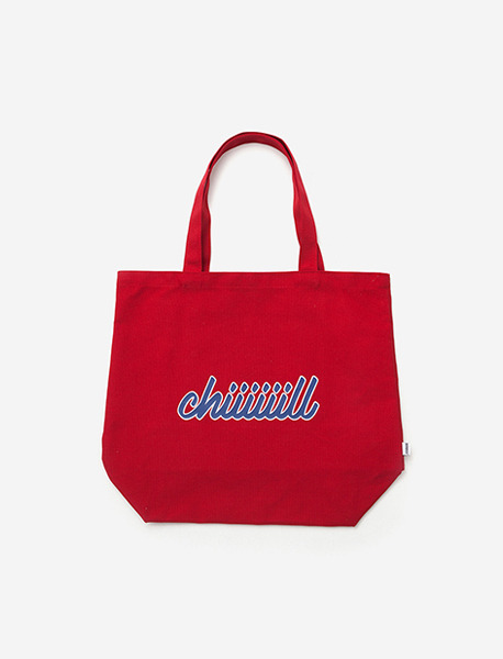 CHIIIIILL M.BAG - RED brownbreath