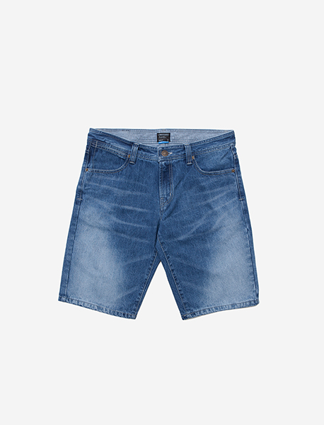 TMP WASHING SHORTS - BLUE brownbreath
