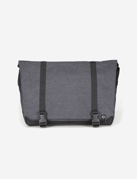 N041 CIVITAS MESSENGER BAG - GREY brownbreath