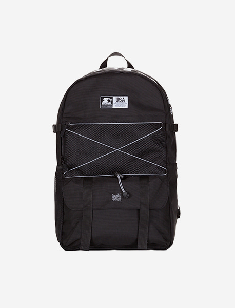 STARTERXBB BACKPACK - BLACK brownbreath