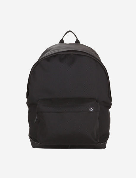 N020 BASIS DAYBAG - BLACK brownbreath