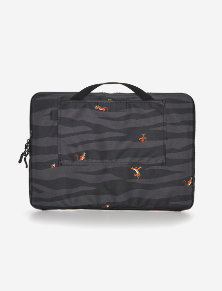 "N210 LAPTOP CASE 15"" WTP - TIGER CAMO brownbreath"