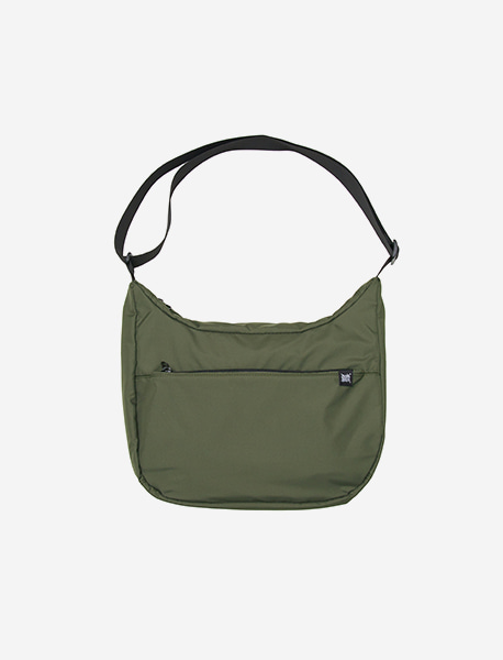 STIN CROSS BAG - KHAKI brownbreath