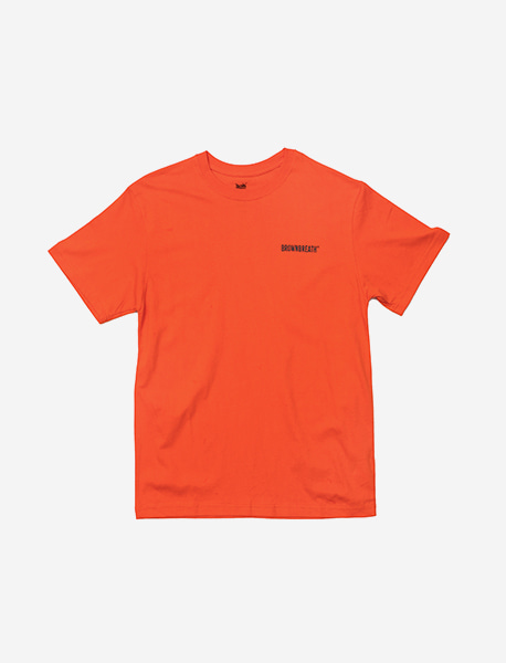 BB TYPE TEE - ORANGE brownbreath