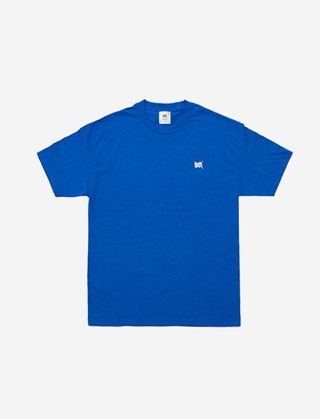 TAG TEE - BLUE brownbreath