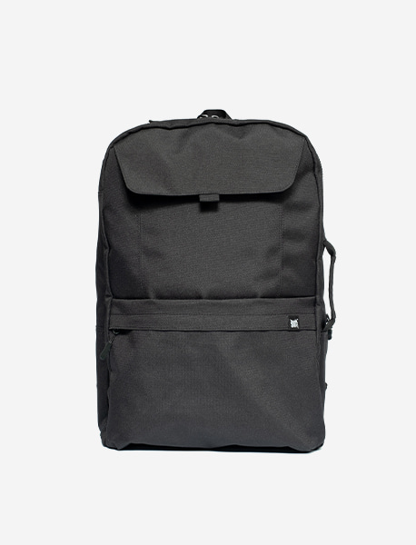 STIN TRAVEL BACKPACK - BLACK brownbreath