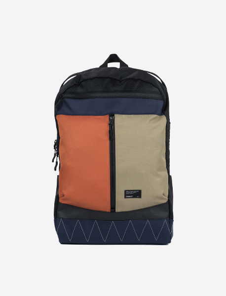 COMBINE BACKPACK - ORANGE brownbreath