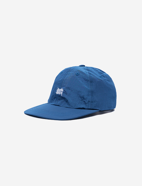 TAGGING BALL CAP - NAVY brownbreath