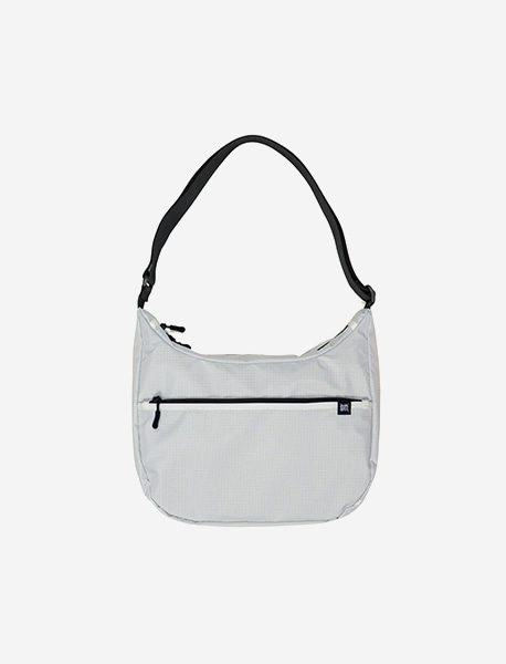 STIN CROSS BAG - WHITE brownbreath