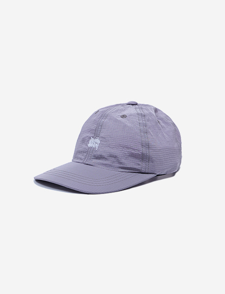 TAGGING BALL CAP - PURPLE brownbreath