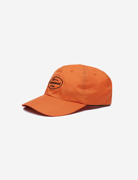 GOOOOOD CAP - ORANGE brownbreath