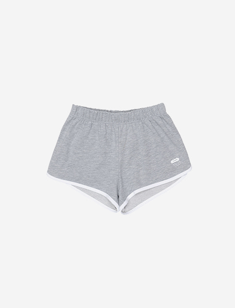 DAMMMMN SHORTS - GREY brownbreath