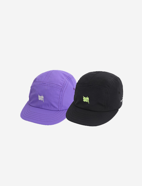 [KIDS] TAGGING CAMP CAP - 2 colors brownbreath