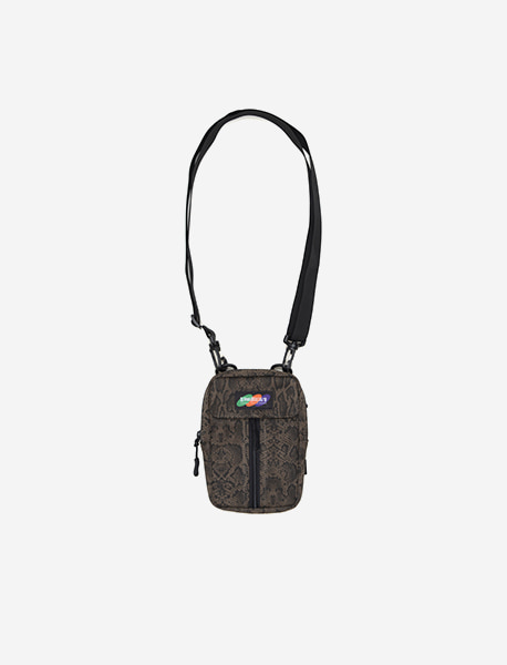 TAG LAF FLIGHT BAG - KHAKI brownbreath
