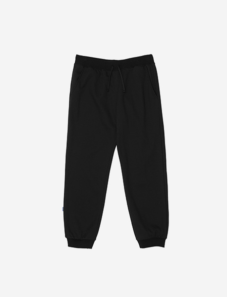 SPRD SWEAT PANTS - BLACK brownbreath