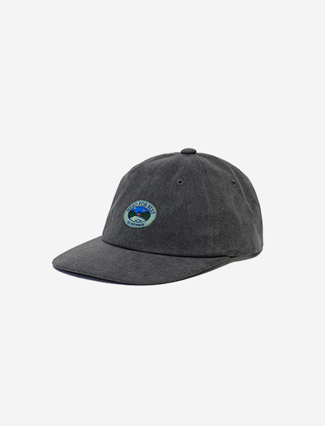 REST PIGMENT CAP - GREY brownbreath