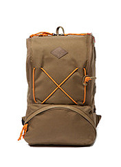 Discovery Backpack PW - Khaki brownbreath