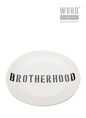 BROTHERHOOD PLATE brownbreath
