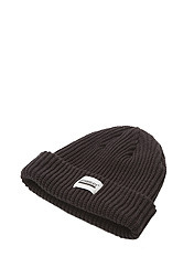 BB BEANIE - BLACK brownbreath