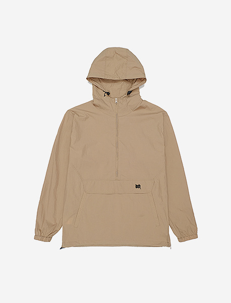 BB ANORAK - BEIGE brownbreath