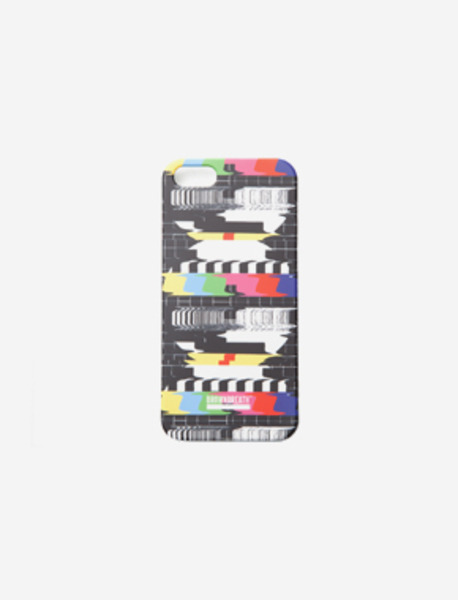 PHONE CASE TV SIGNAL brownbreath