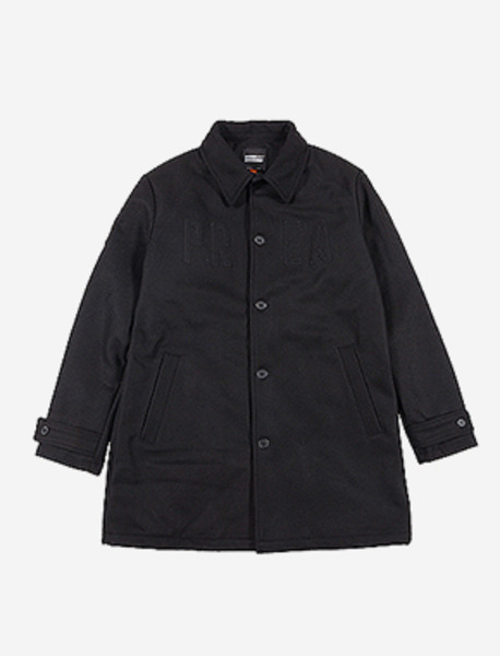 PREA BASIC COAT - BLACK brownbreath