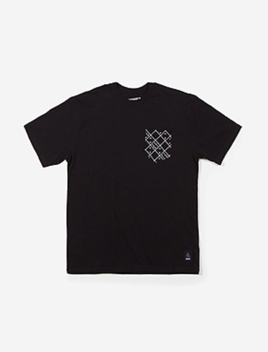 BXO OSIXTWO POCKET TEE brownbreath