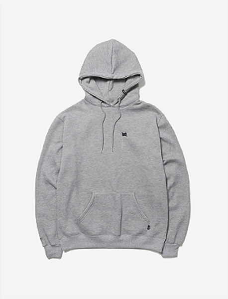 10th ANNIVERSARY HOODIE - GREY brownbreath