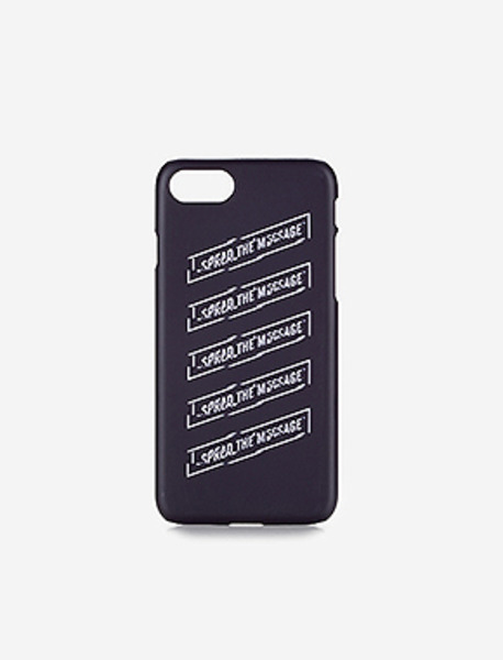 CRACK iPhone 7 case - BLACK brownbreath