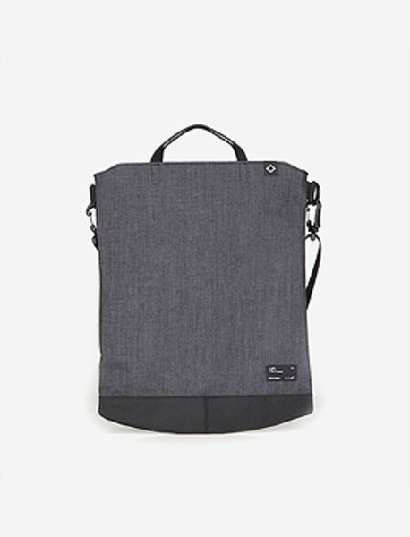 N050 CIVITAS S.TOTE BAG - GREY brownbreath